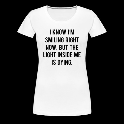 Dying Light 2 Black - Women's Premium T-Shirt