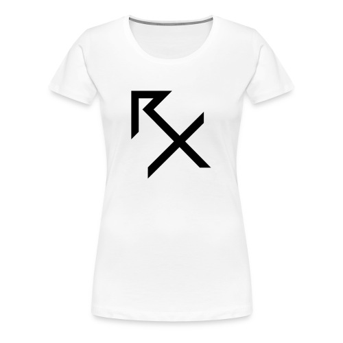 RX Black - Frauen Premium T-Shirt
