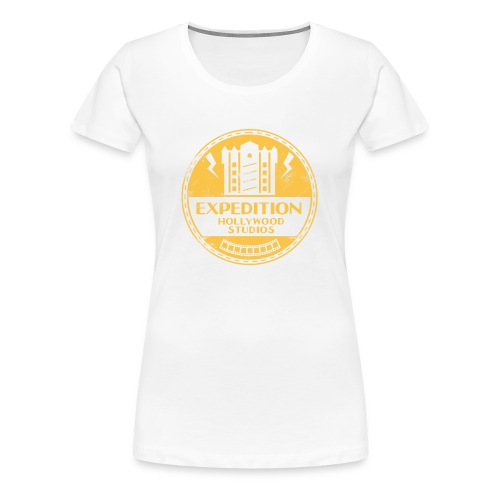 Expedition Hollywood Studios - Women's Premium T-Shirt
