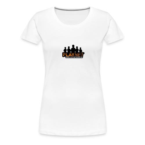 Playnetwork - Frauen Premium T-Shirt