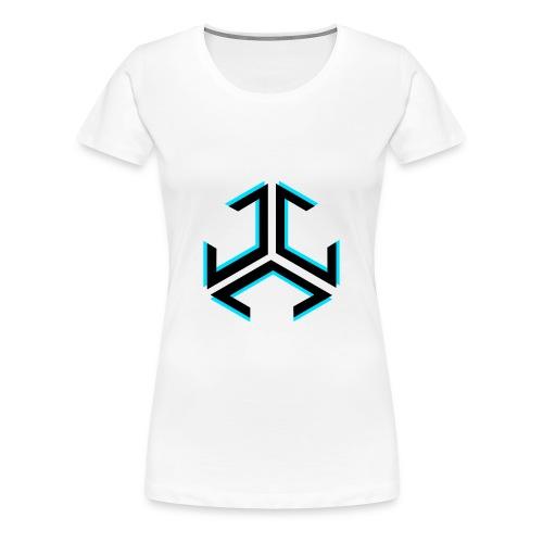 Cube - Camiseta premium mujer
