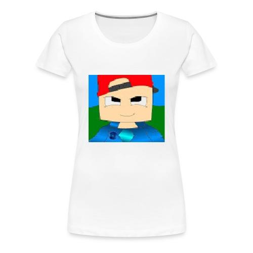 DCGARMY - Vrouwen Premium T-shirt
