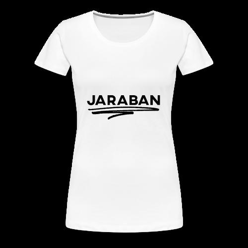Scribble (Black) - Women's Premium T-Shirt
