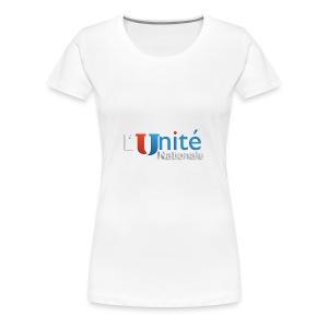 L´Unité Nationale - T-shirt Premium Femme