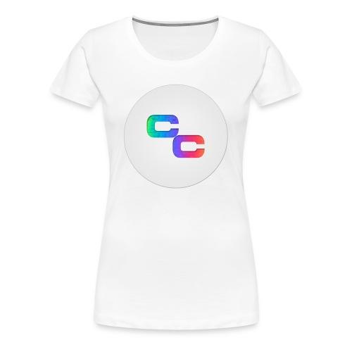 Callum Causer Rainbow - Women's Premium T-Shirt