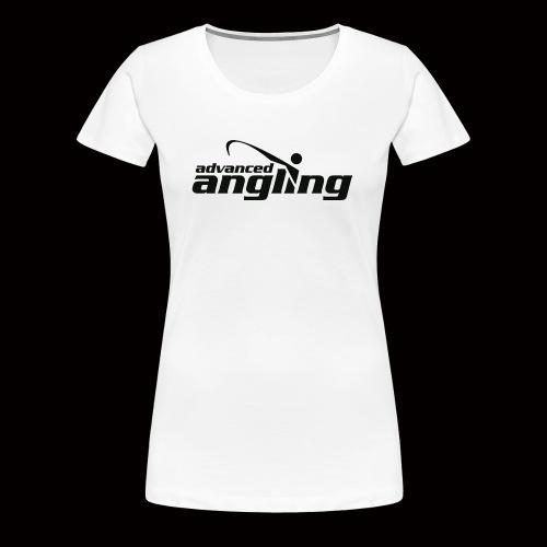 Advanced Angling - Women's Premium T-Shirt