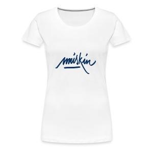 "T-Shirt ""Miskin"" - T-shirt Premium Femme"