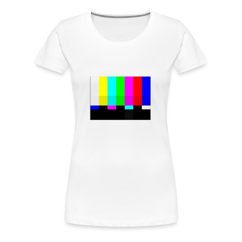 No Signal - Frauen Premium T-Shirt