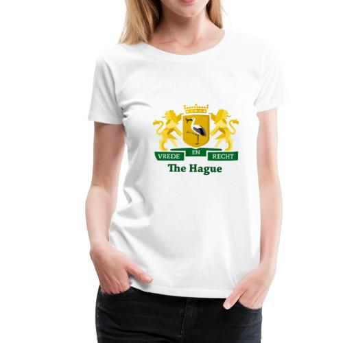 THE HAGUE - T-shirt Premium Femme
