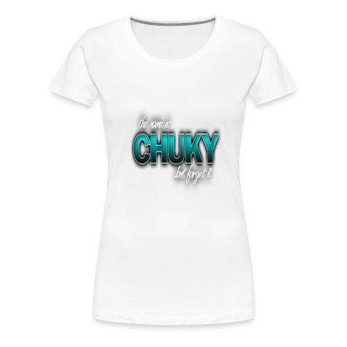 Camiseta oficial 2016 (Niño) - Camiseta premium mujer