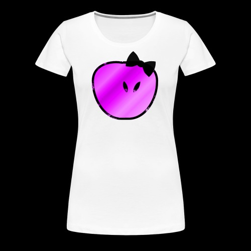 apple lady killer - Frauen Premium T-Shirt