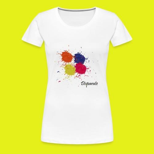 Camiseta 3 - Camiseta premium mujer