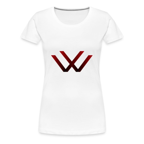 English walaker design - Women's Premium T-Shirt
