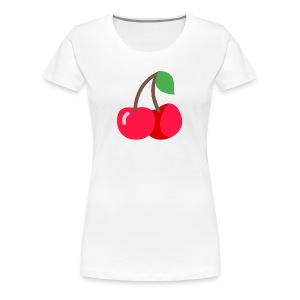 have a cherry - Women's Premium T-Shirt
