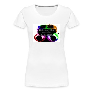 MCRS Twin Pipes - Women's Premium T-Shirt