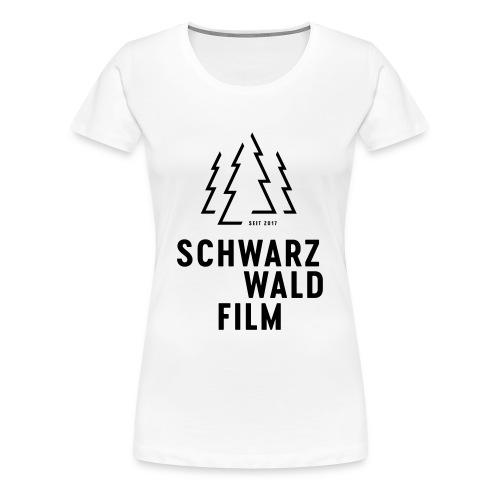 Schwarzwaldfilm - Frauen Premium T-Shirt