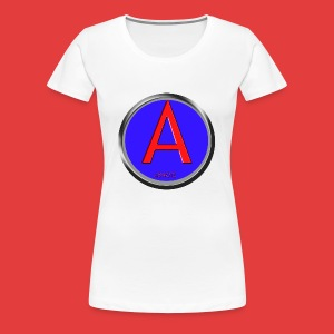 Abnoiz profile merch - Frauen Premium T-Shirt