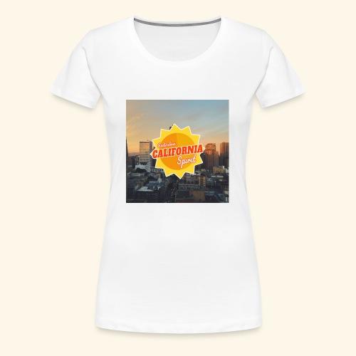 California Spirit City - T-shirt Premium Femme