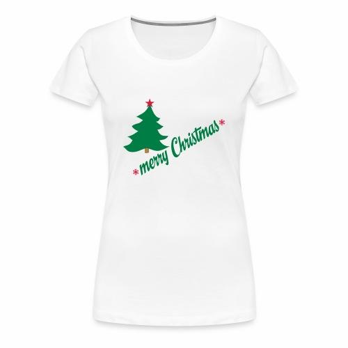 Weihnachten - Frauen Premium T-Shirt