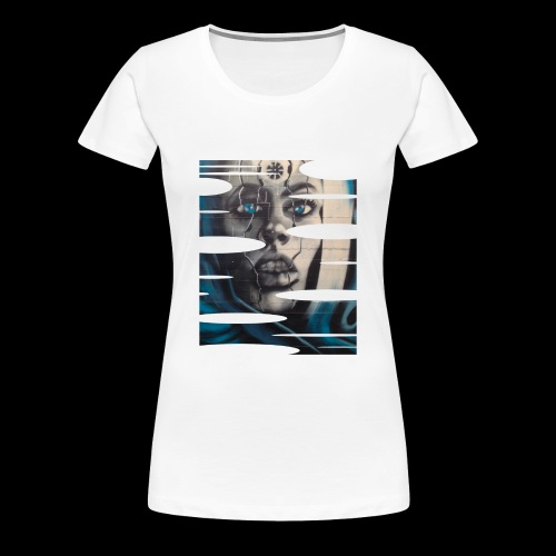 cyborg - Maglietta Premium da donna