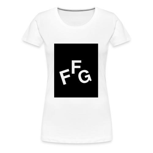 FFG.GAMER79 - Premium-T-shirt dam