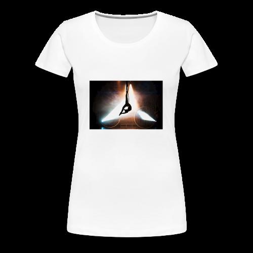Flexi Cirque - Frauen Premium T-Shirt