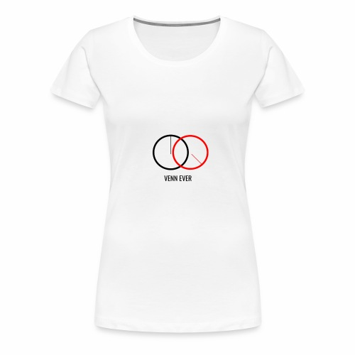 Venn Ever - Women's Premium T-Shirt
