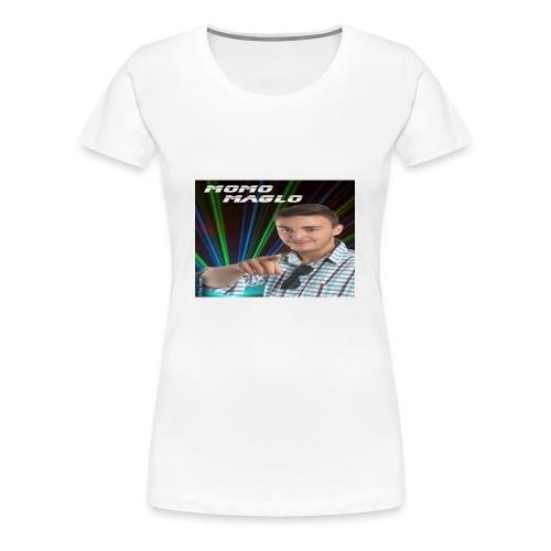 Momo Maglo - Frauen Premium T-Shirt