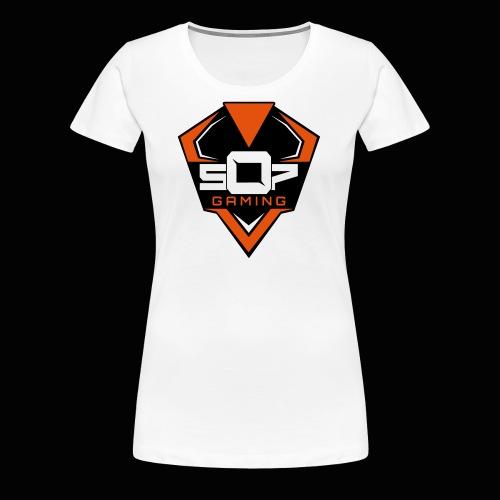 507.Gaming - Premium-T-shirt dam