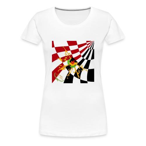 Spilla Flag - Maglietta Premium da donna