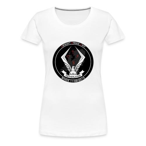 ASU-tank top - Vrouwen Premium T-shirt