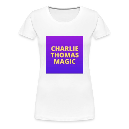 Charlie Thomas Magic - Women's Premium T-Shirt