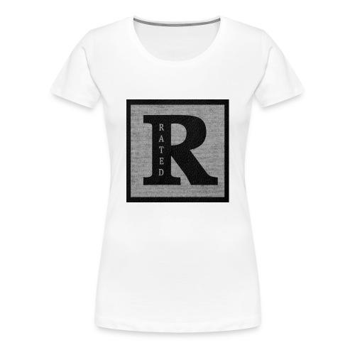 RaTeD R t-shirt - Women's Premium T-Shirt
