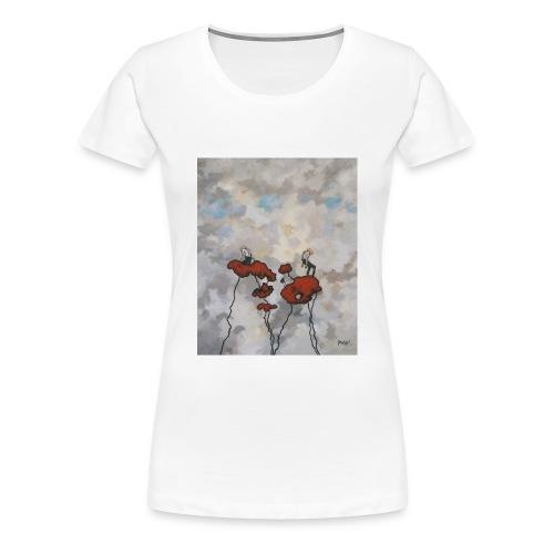 Even_Wachten_Dan_Maar-jpg - Vrouwen Premium T-shirt