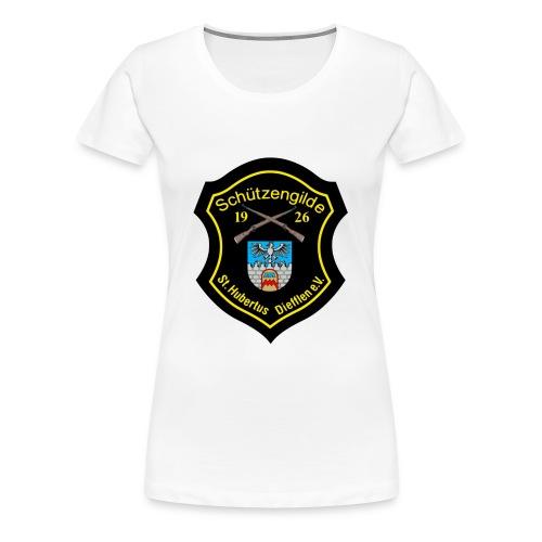 Schützengilde Diefflen - Frauen Premium T-Shirt