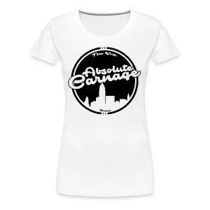 Absolute Carnage - Black - Women's Premium T-Shirt