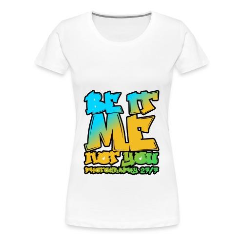 Hip-Hop Logo - Women's Premium T-Shirt