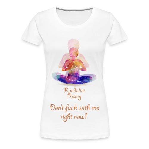 Kundalini Rising - Women's Premium T-Shirt