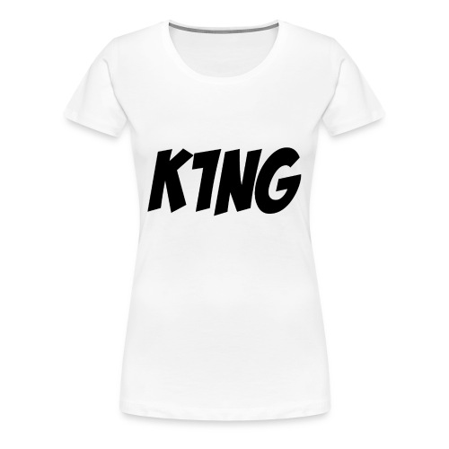 K1ING - Women's Premium T-Shirt
