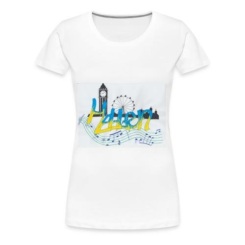 Hellen - Maglietta Premium da donna
