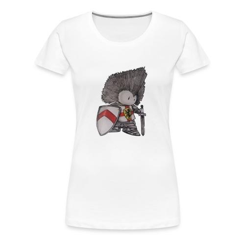 Marcelleke - Der Belgischen Ritter von Kortrijk - Frauen Premium T-Shirt