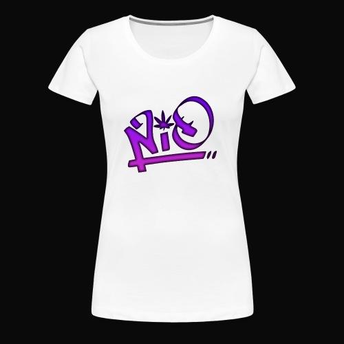 DarkFruit-SweetJuice - Frauen Premium T-Shirt