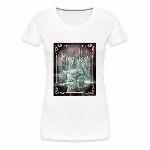 king yogi - Women's Premium T-Shirt