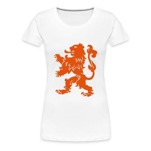 Hollandse Leeuw - Vrouwen Premium T-shirt