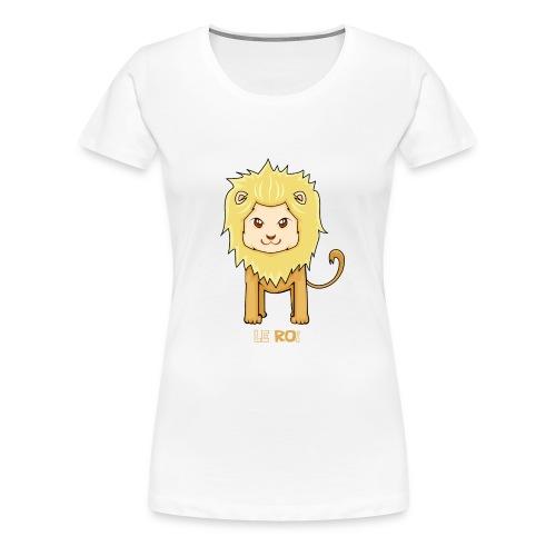 Le roi - T-shirt Premium Femme