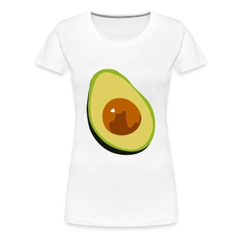 Avocado - Vrouwen Premium T-shirt