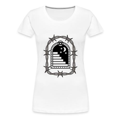 Tattoo Hipster T-shirt - Camiseta premium mujer