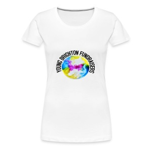 Young Brighton Fundraisers - Women's Premium T-Shirt