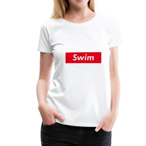SWIM - Maglietta Premium da donna