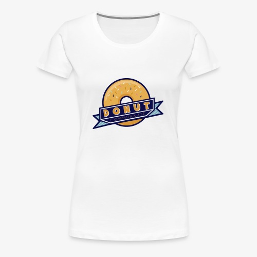 Communauté de Donut - T-shirt Premium Femme